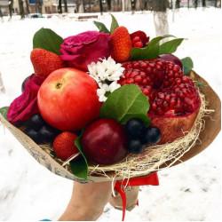Букет «Энергия фруктов»